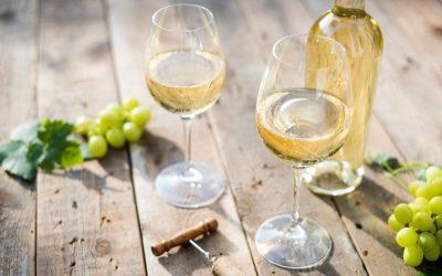Vin blanc sec: description et caractéristiques